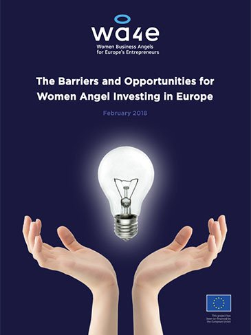 The Barriers and Opportunities for Women Angel Investing in Europe