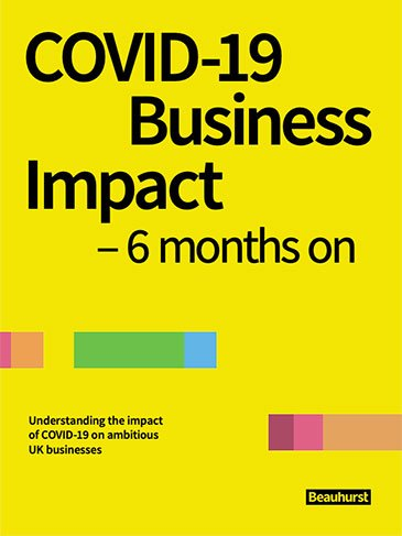 COVID-19 Business Impact - 6 months on