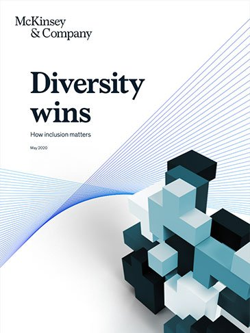 Diversity wins: how inclusion matters