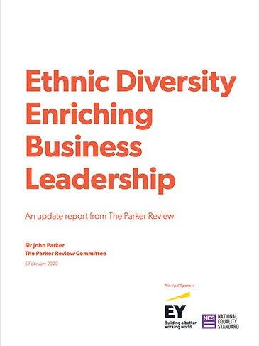 Ethnic Diversity Enriching Business Leadership