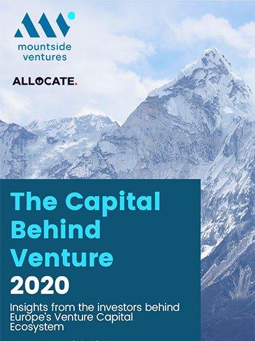 Capital Behind Venture 2020